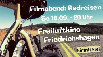 Movie Night: Cycle journies