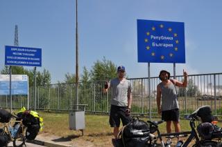 Schön Willkommen in Bulgarien :-)